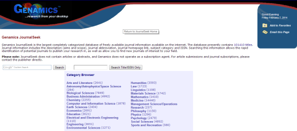 list of search engines for research papers .
