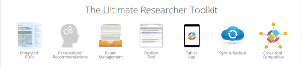 The Ultimate Researcher Toolkit - RedCube
