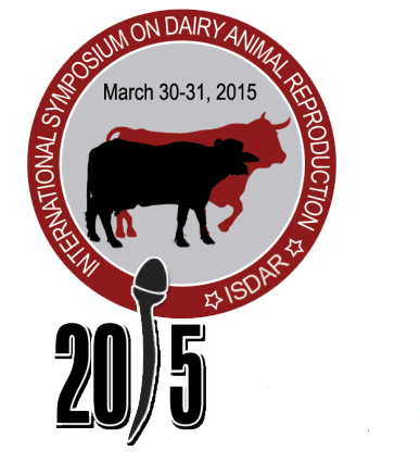NTERNATIONAL SYMPOSIUM ON DAIRY ANIMAL REPRODUCTION (ISDAR 2015)